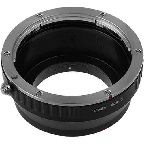 FotodioX Mount Adapter for Canon EOS Lens to Fujifilm X-Mount Camera