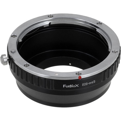 FotodioX Mount Adapter for Canon EOS Lens to Micro Four Thirds Camera