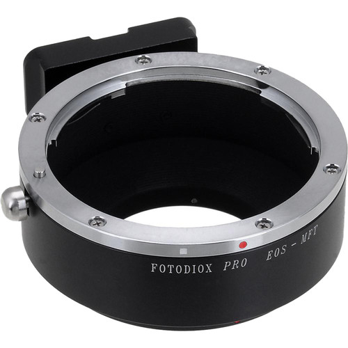 FotodioX Pro Lens Mount Adapter for Canon EOS EF/EF-S D/SLR Lens to Micro Four Thirds Mount (Mirrorless)
