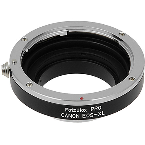 FotodioX Pro Lens Mount Adapter Canon EOS/EFs to Canon XL Mount