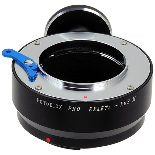 FotodioX Pro Lens Mount Adapter for Exakta-Mount Lens to Canon EF-MMount Camera