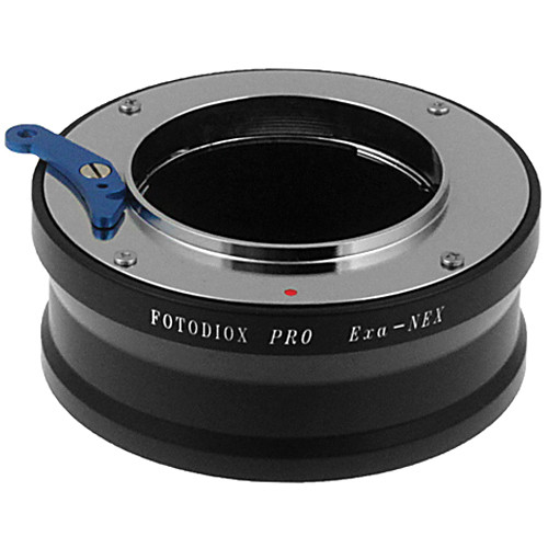 FotodioX Adapter for Exakta/Topcon Lens to Sony NEX Mount Camera