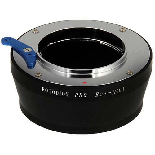 FotodioX Exakta/Topcon Pro Lens Adapter for Nikon 1 Cameras