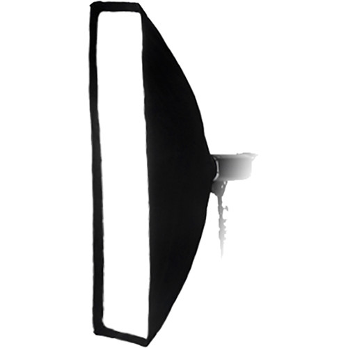 """FotodioX EZ-Pro Strip Softbox (12 x 56"""", Novatron Speed Ring)"""