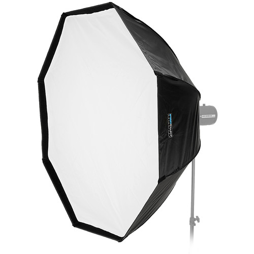 """FotodioX EZ-Pro Octagon Softbox with Soft Diffuser for Olympus and Panasonic Flashes (48"""")"""
