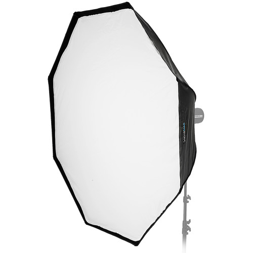 """FotodioX EZ-Pro Octagon Softbox with Soft Diffuser for Nissin Flashes (60"""")"""