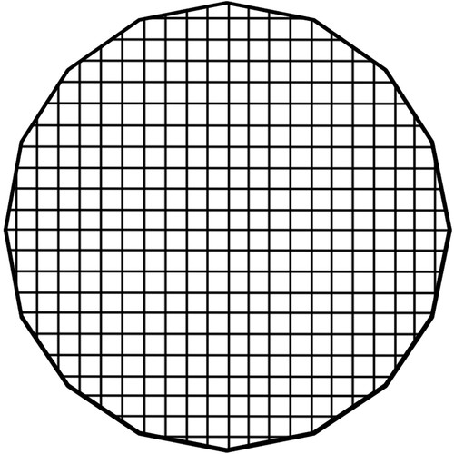 "FotodioX Eggcrate Grid for Deep EZ-Pro Parabolic Softbox (28"")"
