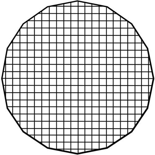 "FotodioX Pro 28"" Eggcrate Grid 50-Degree For 28"" Deep Ez-Pro Parabolic Softboxes"