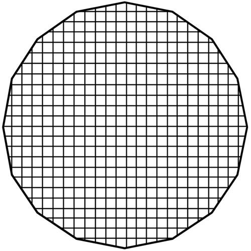 "FotodioX Eggcrate Grid for Deep EZ-Pro Parabolic Softbox (36"")"