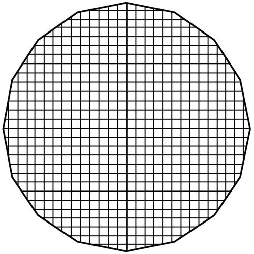 "FotodioX Eggcrate Grid for Deep EZ-Pro Parabolic Softbox (48"")"