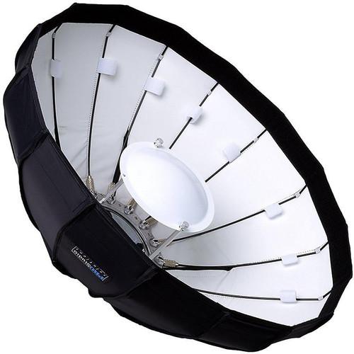 "FotodioX EZ-Pro Foldable Beauty Dish Softbox Combo for Novatron Flash Heads (24"")"