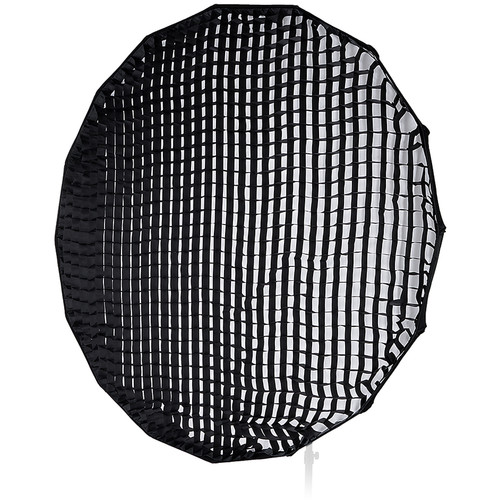 "FotodioX EZ-Pro Foldable Beauty Dish Softbox Combo with 50-Degree Grid for Bowens Flash Heads (56"")"