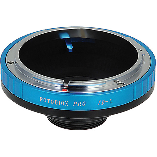 FotodioX Canon FD Pro Lens Adapter for C-Mount Cameras