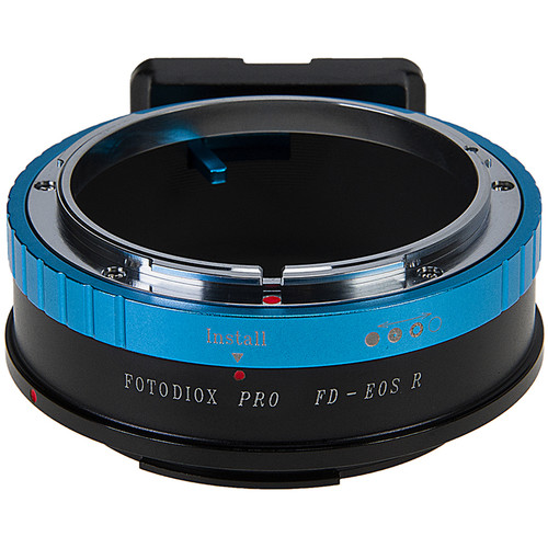 FotodioX Canon FD Lens to Canon RF-Mount Camera Pro Lens Adapter