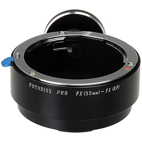 FotodioX Fujica X Pro Lens Adapter with Tripod Mount for Fujifilm X-Mount Cameras