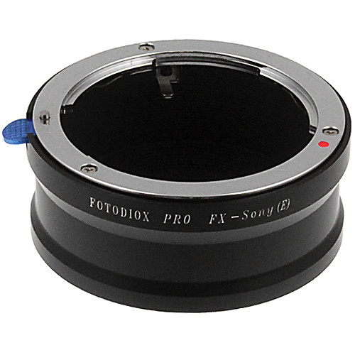 FotodioX Adapter for Fujica X Lens to Sony NEX Mount Camera