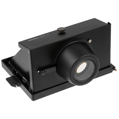 FotodioX Pro Right Angle View Finder Hood for 4x5 Toyo Camera (Black)