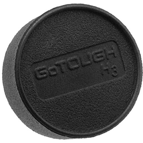 FotodioX G3-H3-L-CAPX3 GoTough Lens Cap for GoPro HERO 3/3+/4 Naked Camera (3-pack)
