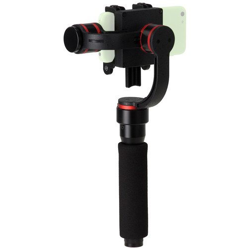 FotodioX Freeflight Moto 3-Axis Gimbal Stabilizer for GoPro HERO & Phones (Red)