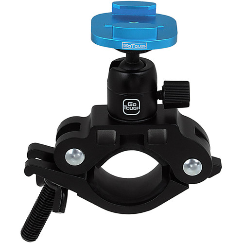 FotodioX GoTough Big Pipe Mount with GoPro Mounting Buckle Support