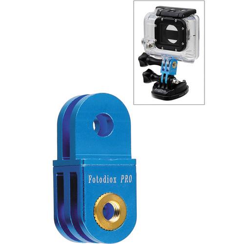 FotodioX GoTough Extender Mount for GoPro Cameras (Blue)