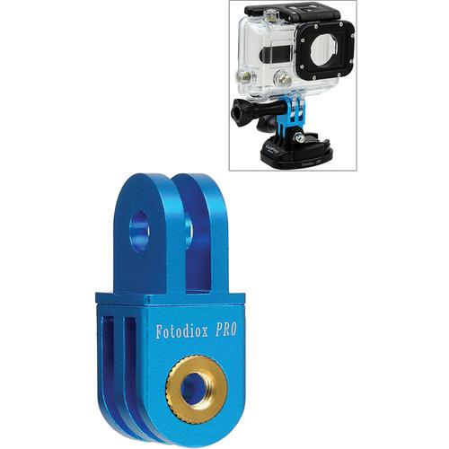FotodioX GoTough Extender 90 Mount for GoPro Cameras (Blue)
