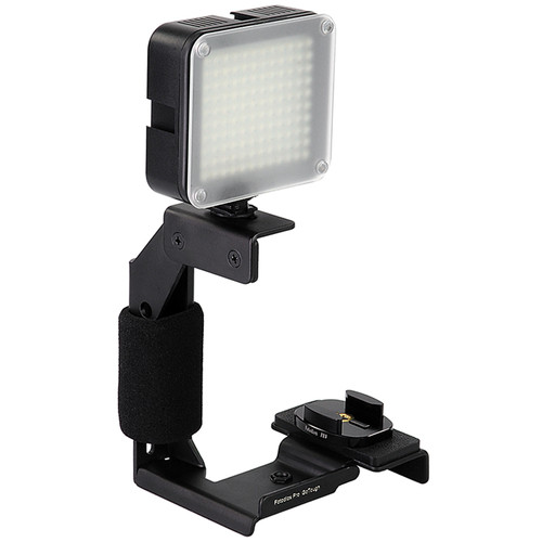 FotodioX Pro GoTough Grip Kit with LED-120 Light