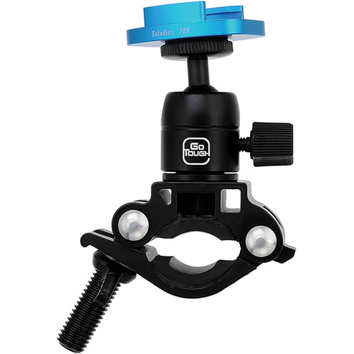 FotodioX GoTough Talon Handlebar/Seatpost QR Mount for GoPro Cameras