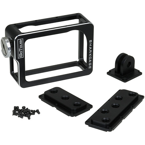 FotodioX GoTough Sharkcage for GoPro HERO3, HERO3+, and HERO4 Action Cameras