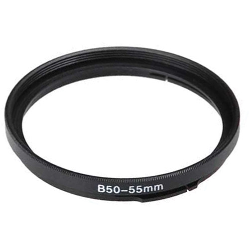 FotodioX Bay 50 to 55mm Aluminum Step-Up Ring