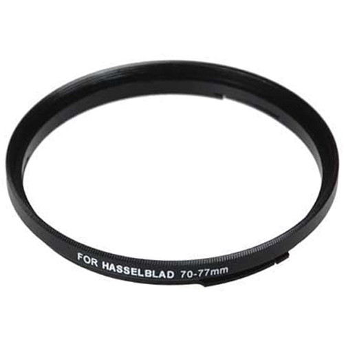 FotodioX Bay 70 to 77mm Aluminum Step-Up Ring