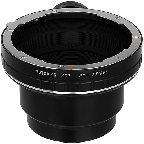 FotodioX Hasselblad V Pro Lens Adapter with Tripod Mount for Fujifilm X-Mount Cameras