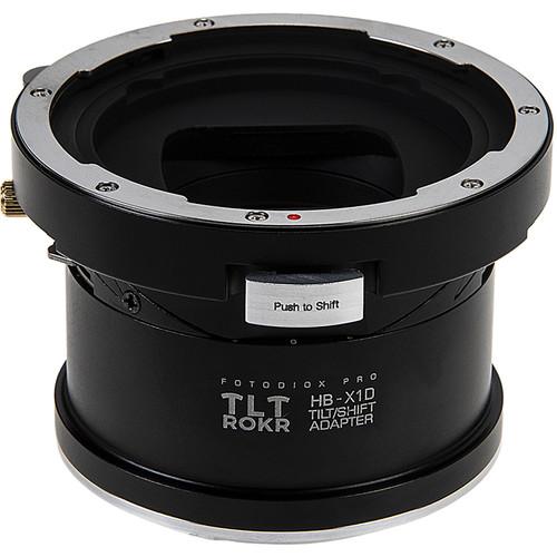 FotodioX Pro TLT ROKR Tilt/Shift Adapter for Hasselblad V-Mount Lens to Hasselblad XCD Mount Camera