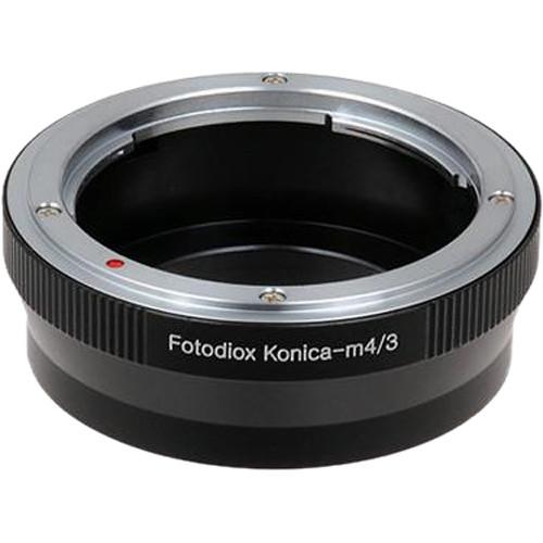FotodioX Konica AR Lens Adapter for Micro Four Thirds Cameras