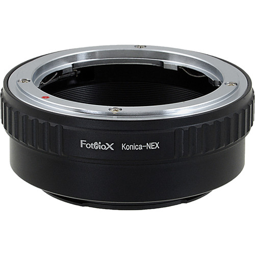 FotodioX Adapter for Konica AR Lens to Sony NEX Mount Camera