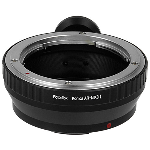 FotodioX Konica AR Pro Lens Adapter for Nikon 1 Cameras