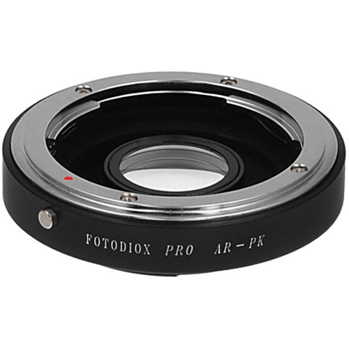 FotodioX Pro Lens Mount Adapter for Konica AR Lens to Pentax K Mount Camera