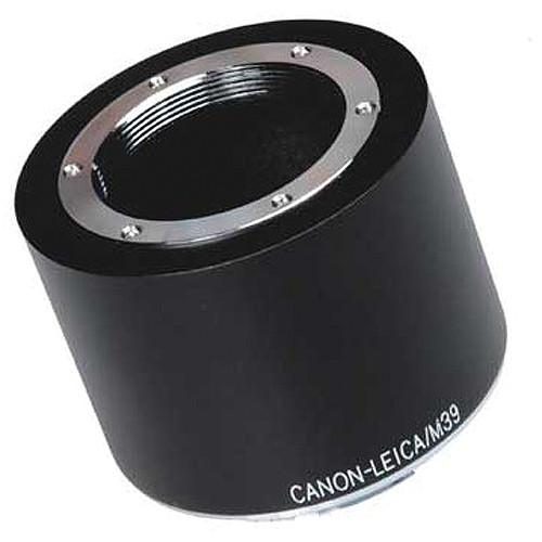 FotodioX Pro Lens Mount Adapter for Visoflex M39 Lens to Canon EF-Mount Camera