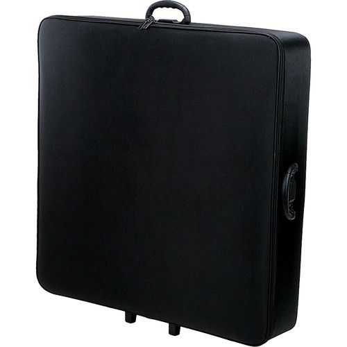 FotodioX Padded Soft Carrying Case with Wheels for Bicolor Edge Light (Black)