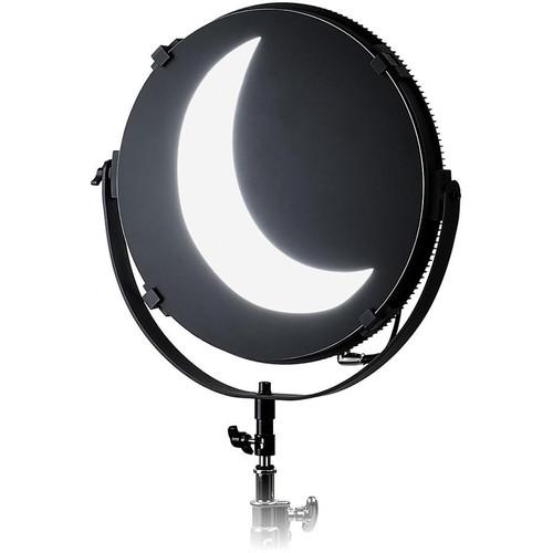 "FotodioX Moon Catchlight Mask for Pro FACTOR Jupiter Light (12"")"