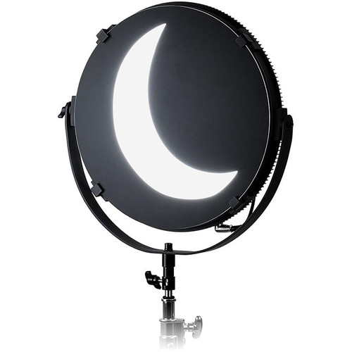 "FotodioX Moon Catchlight Mask for Pro FACTOR Jupiter Light (18"")"