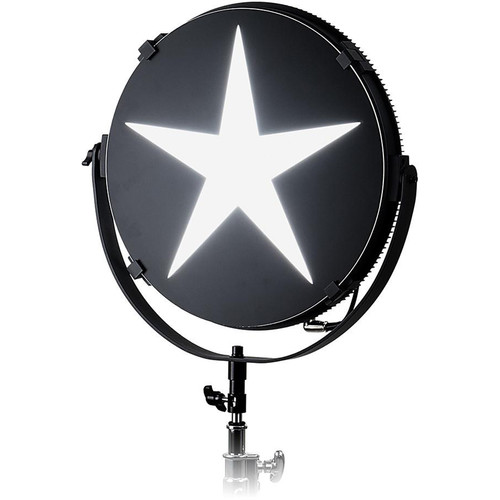 "FotodioX Star Catchlight Mask for Pro FACTOR Jupiter Light (18"")"