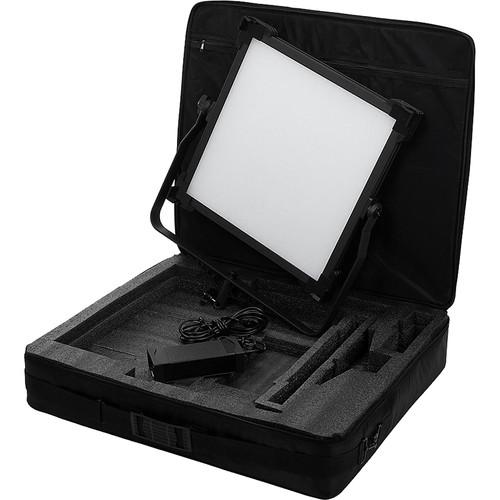 FotodioX Pro FACTOR 1.5 x 1.5 Bi-Color V-3000ASVL Kit with Grid and Travel Case