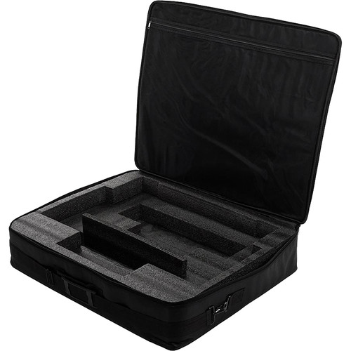FotodioX Pro FACTOR and FACTOR Jupiter Studio Lights 1 x 2' LED V4000ASVL Case (Black)
