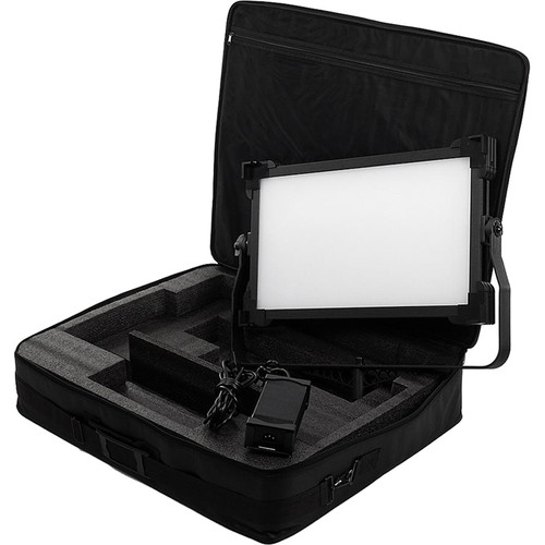 FotodioX Pro FACTOR 1x2 V-4000ASVL Bi-Color Kit with Grid and Travel Case