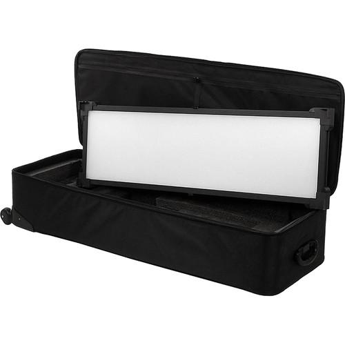 FotodioX Pro FACTOR 1x4 V-6000ASVL Bi-Color Kit with Grid and Travel Case