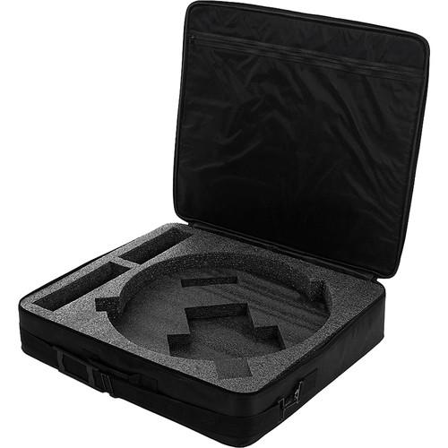 """FotodioX Pro FACTOR and FACTOR Jupiter Studio Lights 18"""" LEDJupiter18 VR2500 Case (Black)"""