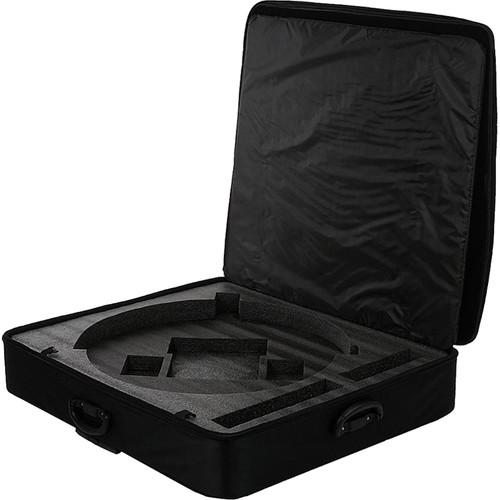 """FotodioX Pro FACTOR and FACTOR Jupiter Studio Lights 24"""" LEDJupiter24 VR4500 Case (Black)"""