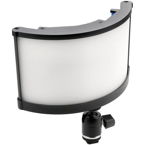 "FotodioX FACTOR Radius Mini Wide-Angle Light 4x9"" Curved Led Panel (Bi-Color)"