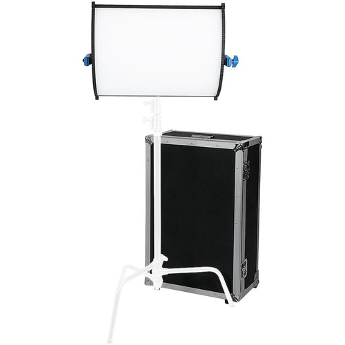 FotodioX Pro FACTOR Radius2 2x2' Curved Bi-Color Dimmable LED Studio Light